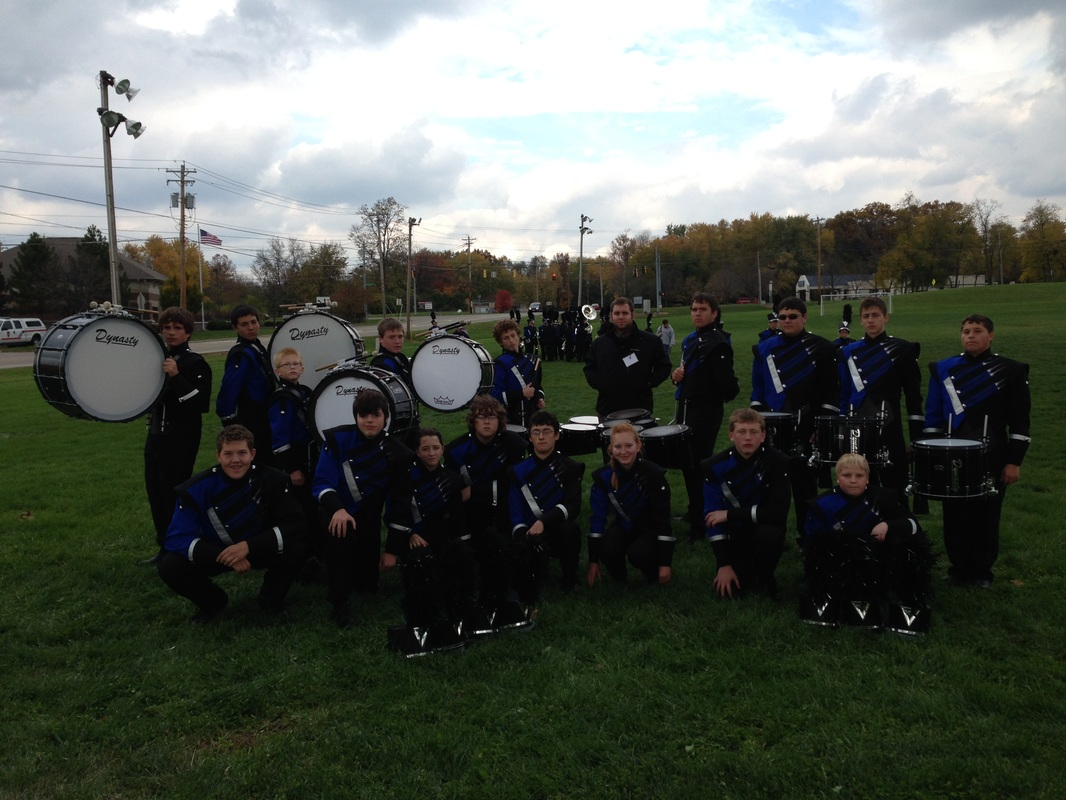 HS Percussion - Edgewood Cougars